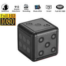 SQ16 Full HD 1080p coche Mini DV DVR camara oculta espia vision nocturna IR Dash