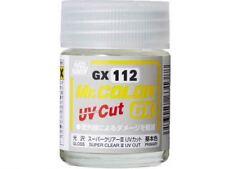 Señor Color Gx Super Claro Brillo de corte UV III (18 Ml)