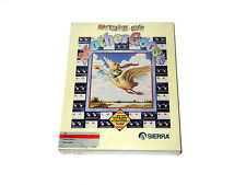 MIXED UP MOTHER GOOSE new factory sealed big box Apple II game by Sierra