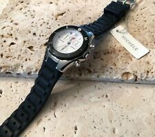 *WOW* AUTHENTIC MICHELE Tahitian Jelly Beans Black MWW12D000002 Wrist Watch