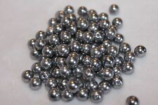 100 glass pearls 8mm in silver lavender (5076)