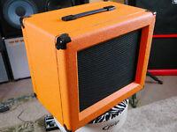 "New! Son Set Beach 1x10""  Black Orange (or Choose) BASS Speaker Cab SSB110-BASS"
