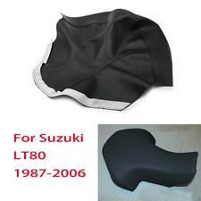New Vinyl Seat Seats Cover For Suzuki ATV LT 80 LT80 1987 - 2005 2006