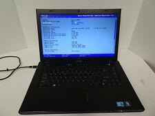 "New listing Dell Vostro 3500 15.6"" Laptop Intel i3-M350 2.27Ghz, 3Gb Ram, No Hdd"