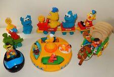 Lot jouets vintage toys JIM HENSON Muppets SESAME STREET