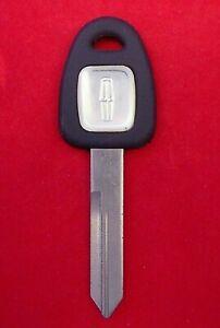 1997 LINCOLN OEM Logo Jewel KEY BLANK fits Continental &Town Car 1997 all locks