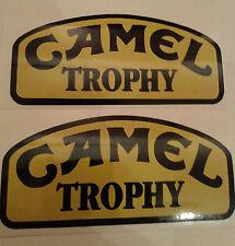 Land Rover DEFENDER Decal Camel Trophy Logo Adhesives Vinyl Sticker