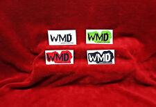 WMD 4 Sticker Set......RARE