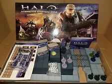 Halo Board Game DVD Interactive Strategy 2008 Unplayed 2008 B1 Games X-Box