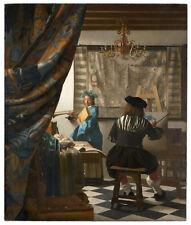 "20x30"" CANVAS Decor.Room design art print..Painting of the painter.6119"