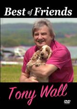 Tony Wall - Best of Friends DVD (2017)- Brand New & Sealed