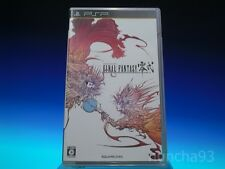 [Japan Import/Language:Japanese] PSP Final Fantasy Type 0 Zero Rei Shiki USED