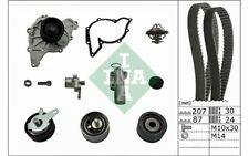 INA Bomba de agua+kit correa distribución Para AUDI A8 A6 530 0539 30