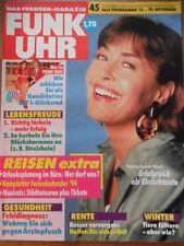 FUNK UHR 45 - 1993 TV: 13.-19.11. Thekla Carola Wied Jürgen von der Lippe
