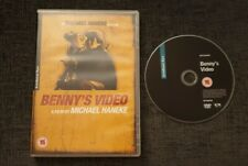 BENNY'S VIDEO - DVD - MICHAEL HANEKE - ARNO FRISCH - (REGION 2) (Artificial Eye)