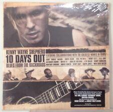 SEALED Kenny Wayne Shepherd 10 Days Out 2X LP Reprise 49294 Blues Backroads MINT