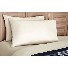 Twin Sheets Beige by Mainstays from Indigo Plaid Bed-in-a-Bag Set Unisex Nip New