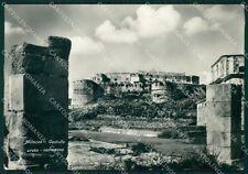 Messina Milazzo MACCHIA Foto FG cartolina QT5805