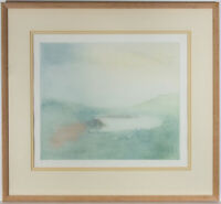 Donald Wilkinson - A Pair of 20th Century Aquatints, A Grasmere Journal