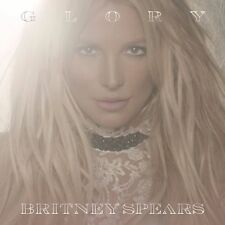 Glory [Deluxe Version] [PA] by Britney Spears (CD, Aug-2016, RCA)