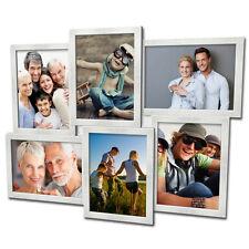 609 Bildergalerie Collage für 6 Fotos 10x15 cm 3D Optik Wandgalerie Bilderrahmen