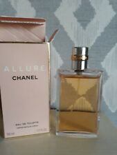 Chanel Allure Edt Eau de Toilette Spray 50ml
