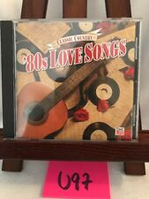 Time Life CLASSIC COUNTRY 80s Love Songs CD RONNIE MILSAP KATHY MATTEA ALABAMA