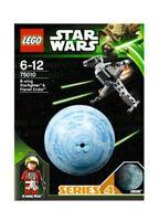 Lego StarWars B-Wing Starfighter & Endor (75010) NEU OVP TOP Raumschiff Planet
