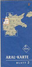 ANTICO ARAL CARTINA GEOGRAFICA - Mappa 2 (aral183)