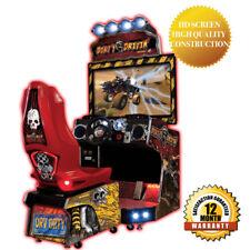 "Dirty Drivin' Racing Arcade Game Machine - 42"" HD Screen - BRAND NEW - 2019"