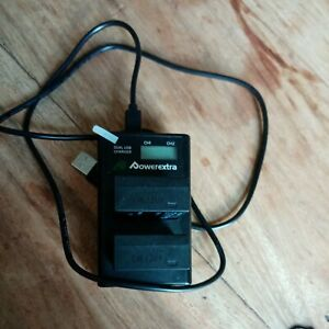 Replacement Panasonic DMW-BLC12, DMW-BLC12E plus Charger Battery Lumix