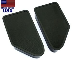 Stake Pocket Covers Caps Rail Hole Plugs 2014-2018 Silverado Sierra Accessories