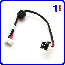 Connecteur alimentation ASUS  K73E-QS91     Cable Socket wire Dc power jack