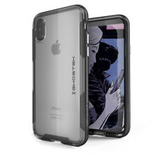 For iPhone X XS Case | Ghostek CLOAK3 Clear Shockproof Bumper Protective Cover