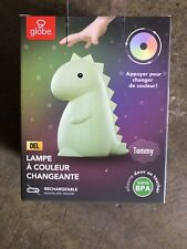 Tommy Dinosaur White Multi-Color Changing Integrated LED Night Light IN HAND!!