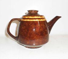Bella Teiera Art Deco Design Bauhaus R 1940er 1950er Vintage Pottery Ceramica