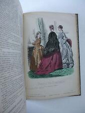 Journal des demoiselles. Trente-sixième année. 1868