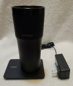 EMBER 12 OZ. TEMPERATURE CONTROL SMART TRAVEL MUG - BLACK