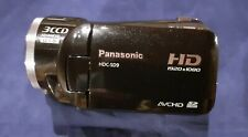 Panasonic HDC-SD9 High Definition-Camcorder (AVCHD). Schwarz Zubehörpaket