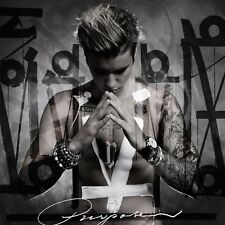 Justin Bieber - Purpose (Deluxe) (NEW CD)