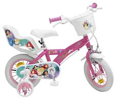 Kinderfahrrad Disney Princess 12 Zoll Mädchen - Kinder Fahrrad Cinderella 3-5 J