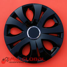 "4 TAPACUBOS 13"" PARA VW VOLKSWAGEN POLO LUPO UP FOX BEETLE TOPRB"