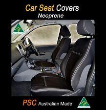 TOP VOLKSWAGON (VW) AMAROK FRONT PERFECT FIT WATERPROOF NEOPRENE CAR SEAT COVERS