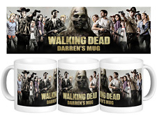 The Walking Dead Personalised Mug Cup Birthday Christmas Novelty Gift- DE 29
