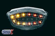Integrated LED TailLight Turn Signals Kawasaki Ninja 250R 250R 2008-2012 Smoke