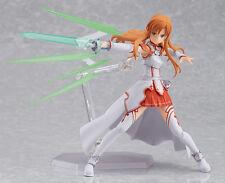 Sword Art Online SAO Figma 178 Yuuki Asuna PVC Figure Toy Doll Model Collection