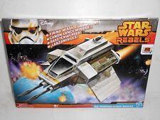 HasbroDisney Star Wars Rebels THE PHANTOM ATTACK SHUTTLE Firing Missile Launcher