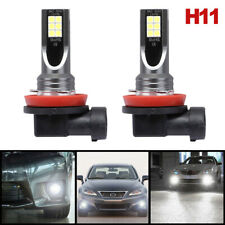 H11 H16 H8 24W LED Fog Light Bulb Driving Lamp 6500K High Power HID Replacement