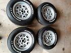 vintage magnesium wheels campagnolo pantera 15x7 15x8 detomaso