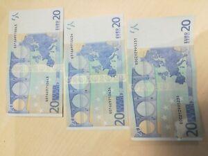Banconota Da 20,00 Euro Per Collezionisti